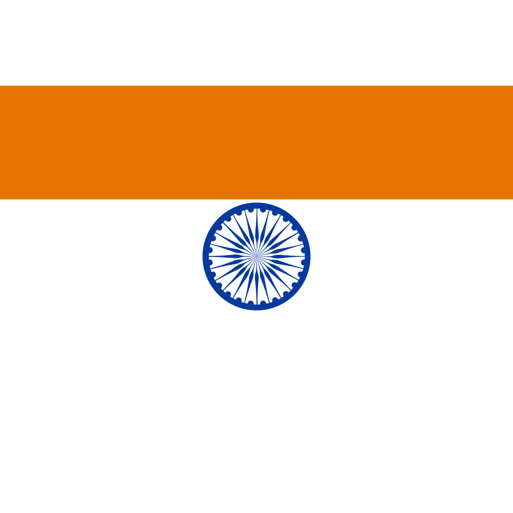Flag Of India SVG Clip arts