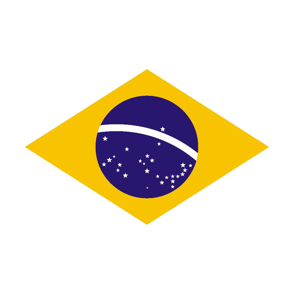 Flag Of Brazil SVG Clip arts