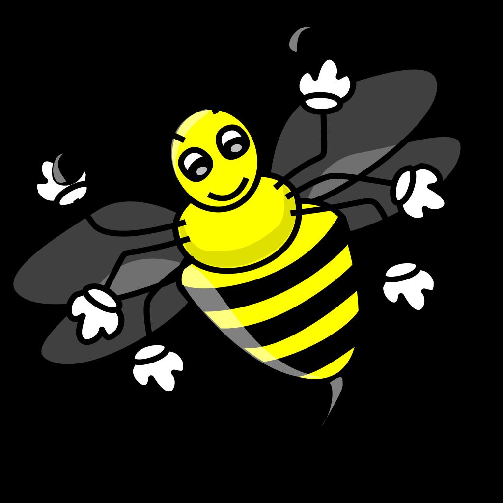 Bee SVG Clip arts