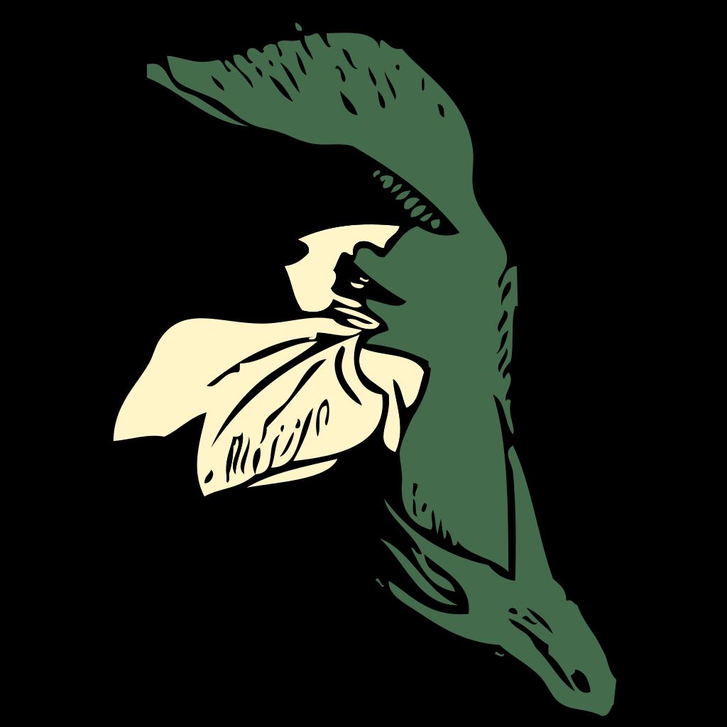 Flower Plant SVG Clip arts