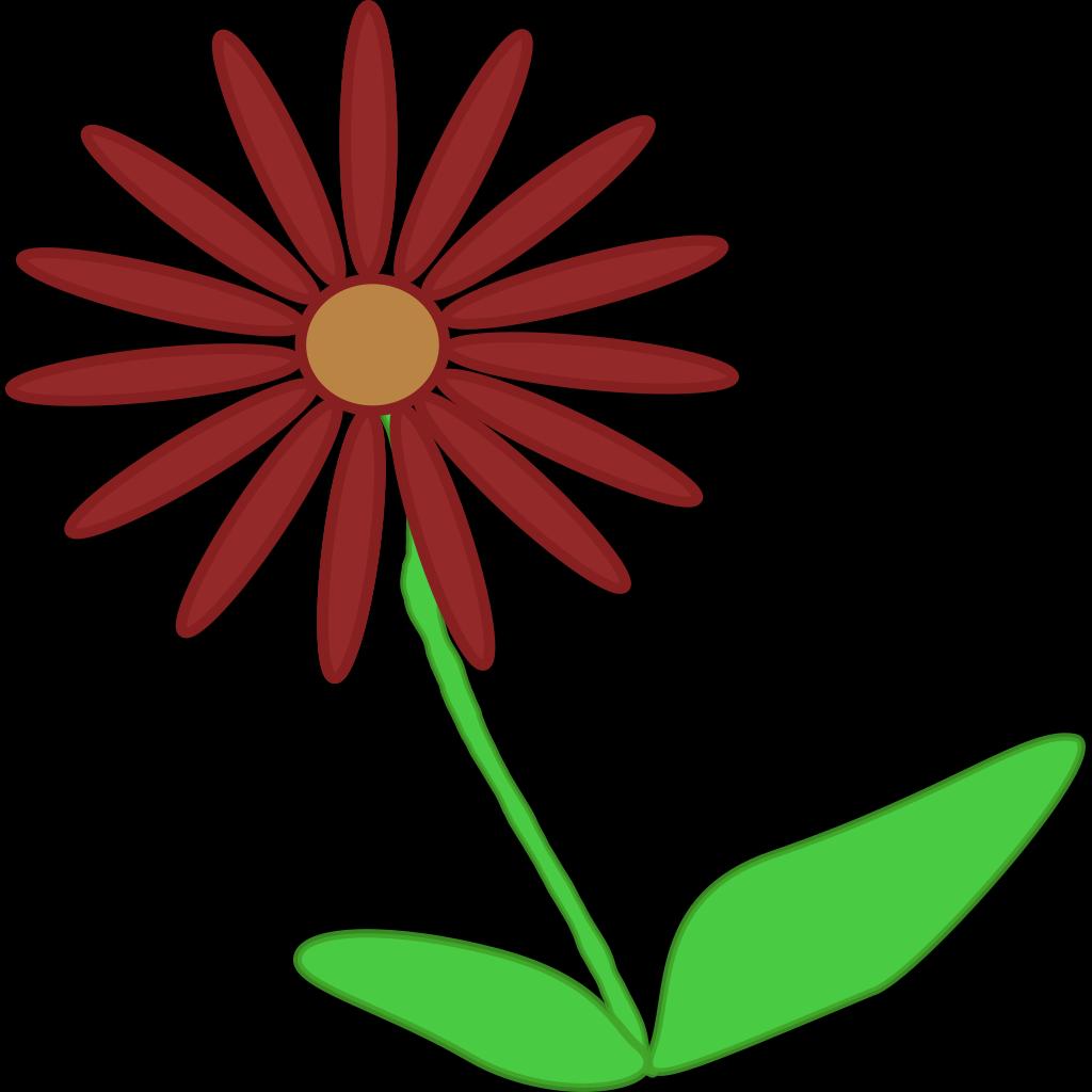 Kvetina SVG Clip arts