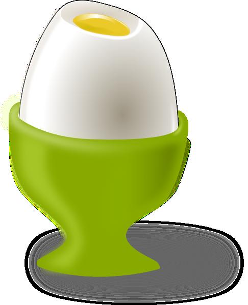 Easter Egg Blue SVG Clip arts