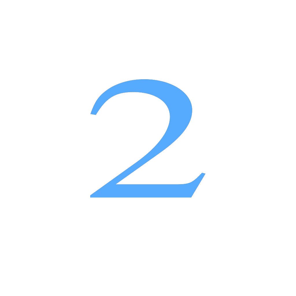 2 Countdown SVG Clip arts