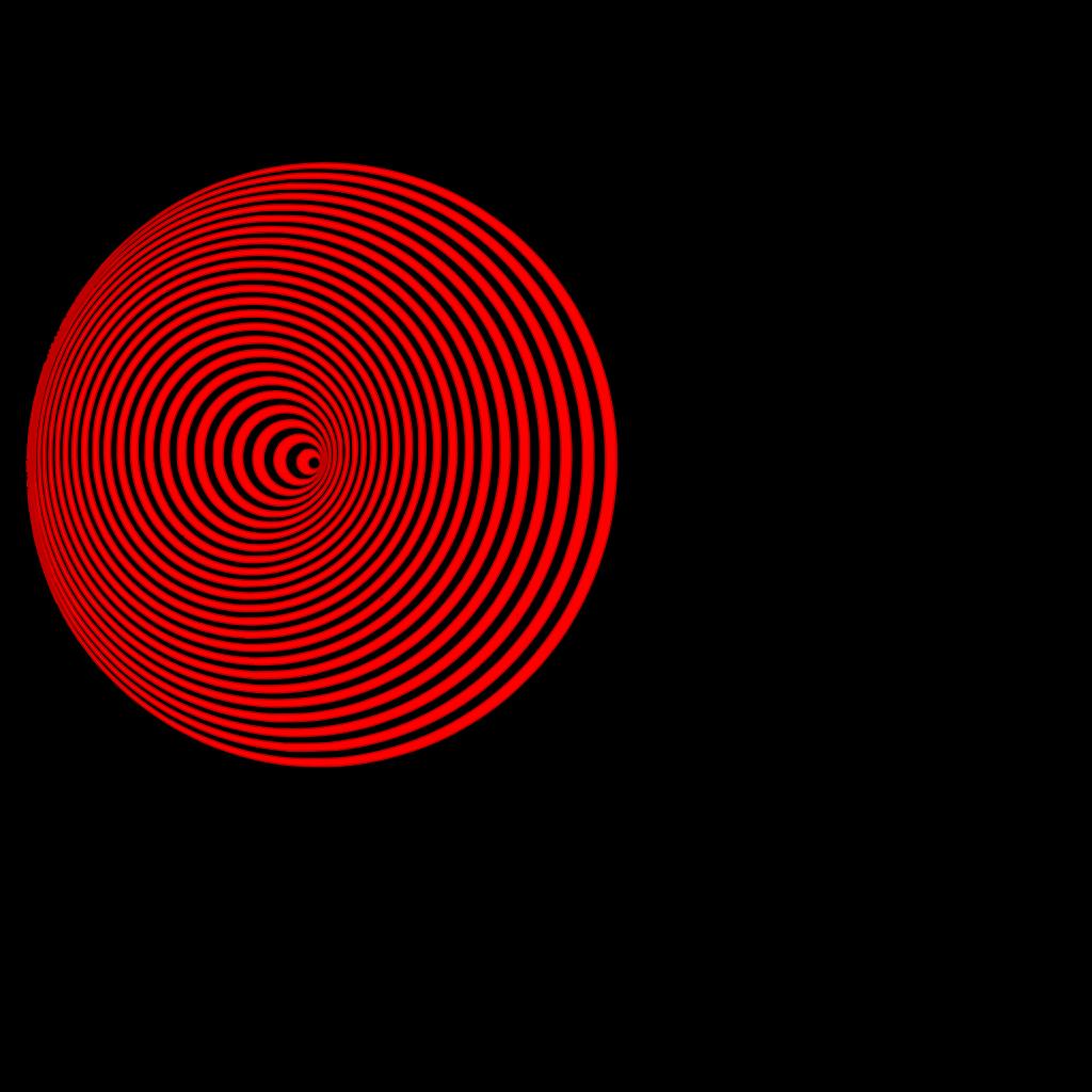 Spirale SVG Clip arts