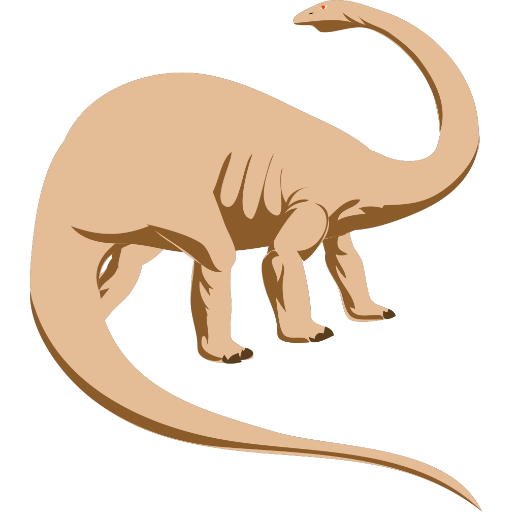 Dino SVG Clip arts