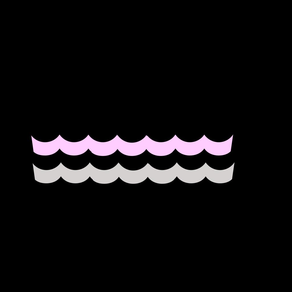 Wave Pattern SVG Clip arts