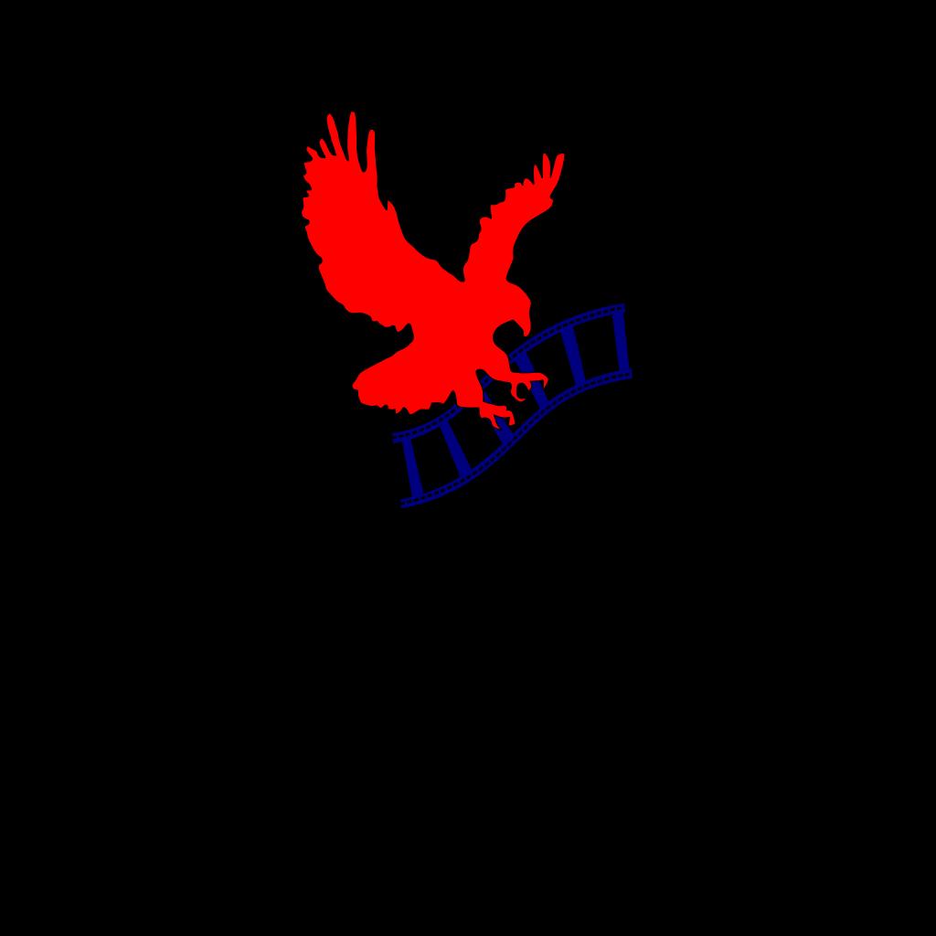 Eagle Film SVG Clip arts