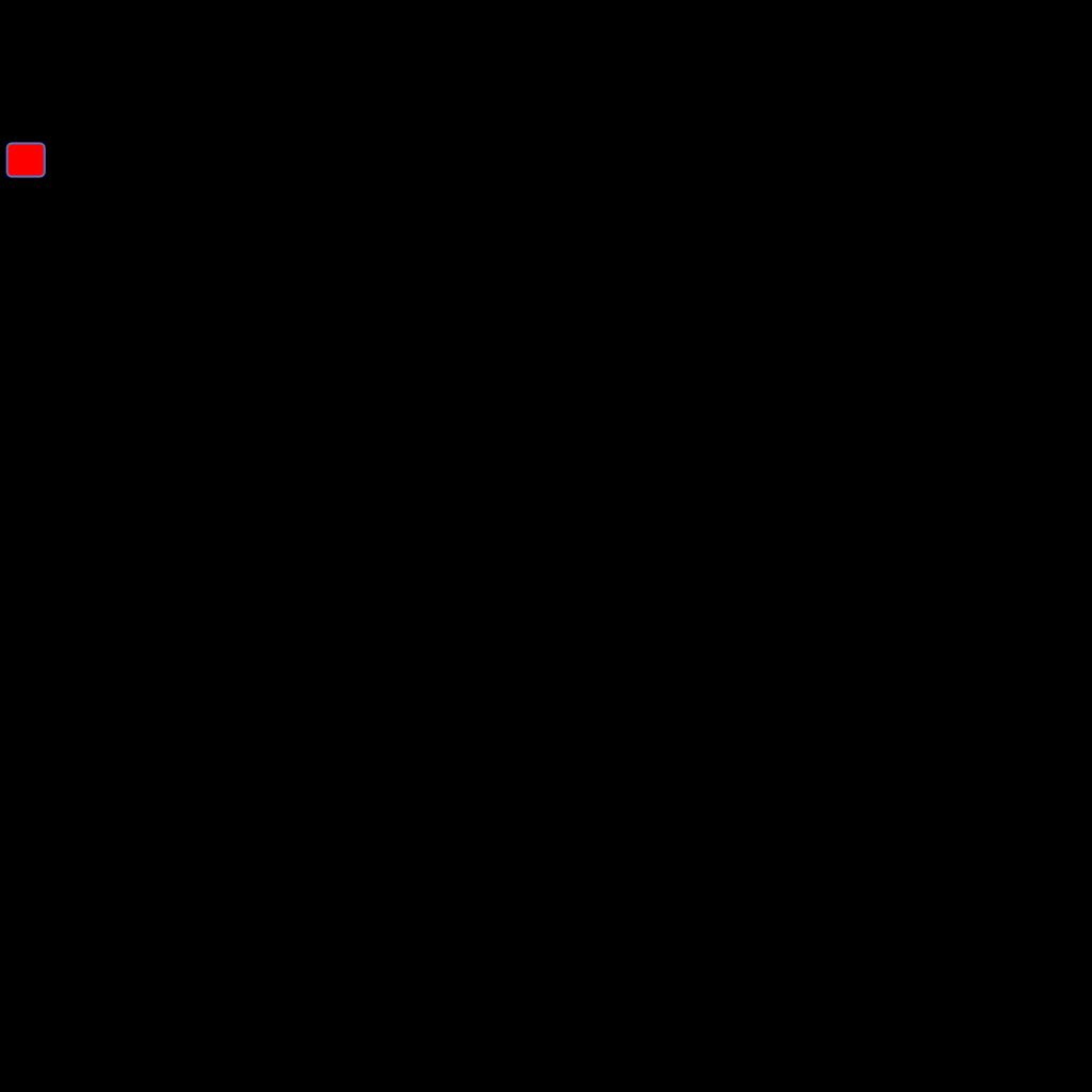 Small Square Table SVG Clip arts