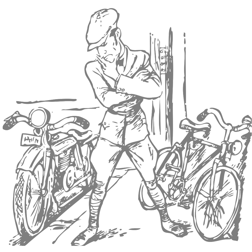 Technoargia Motorbike Opt SVG Clip arts