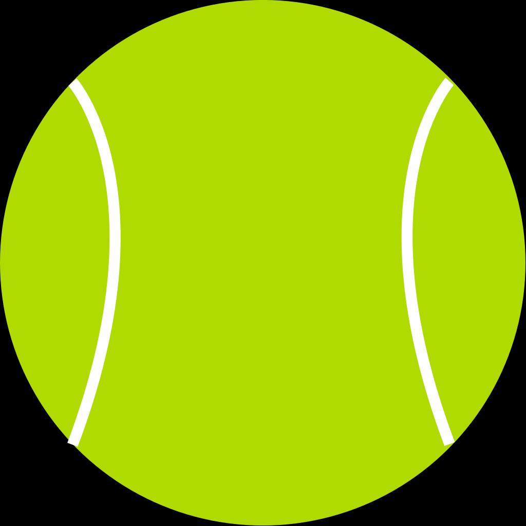 Tennis Ball SVG Clip arts