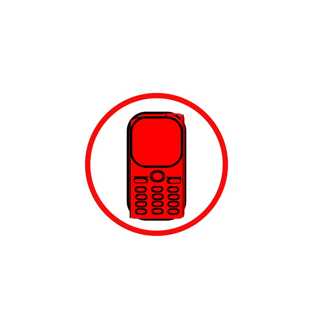 Nokia Cell Phone SVG Clip arts