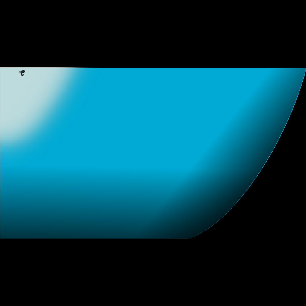 Triple Spiral SVG Clip arts