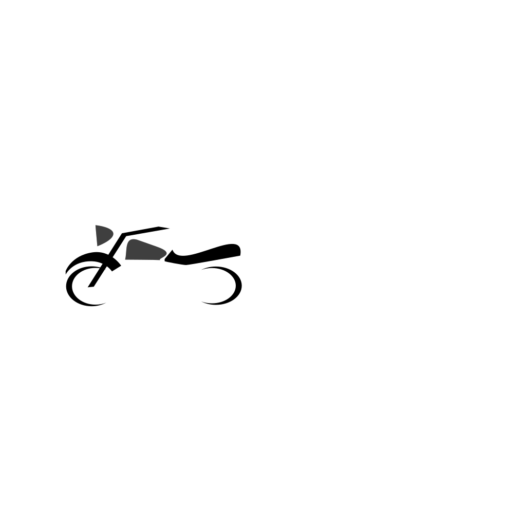 Motorcycle SVG Clip arts