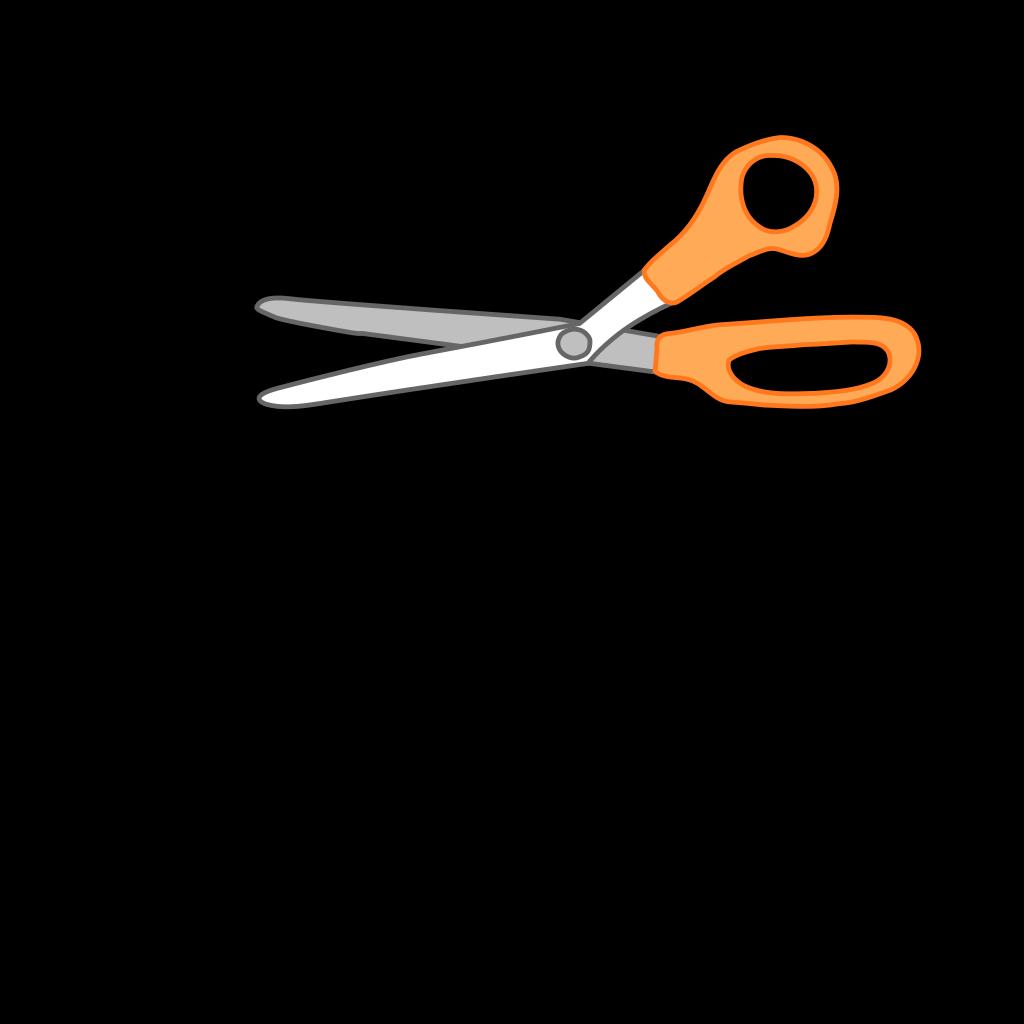 Artwork Paintbrush Scissors And Glue SVG Clip arts