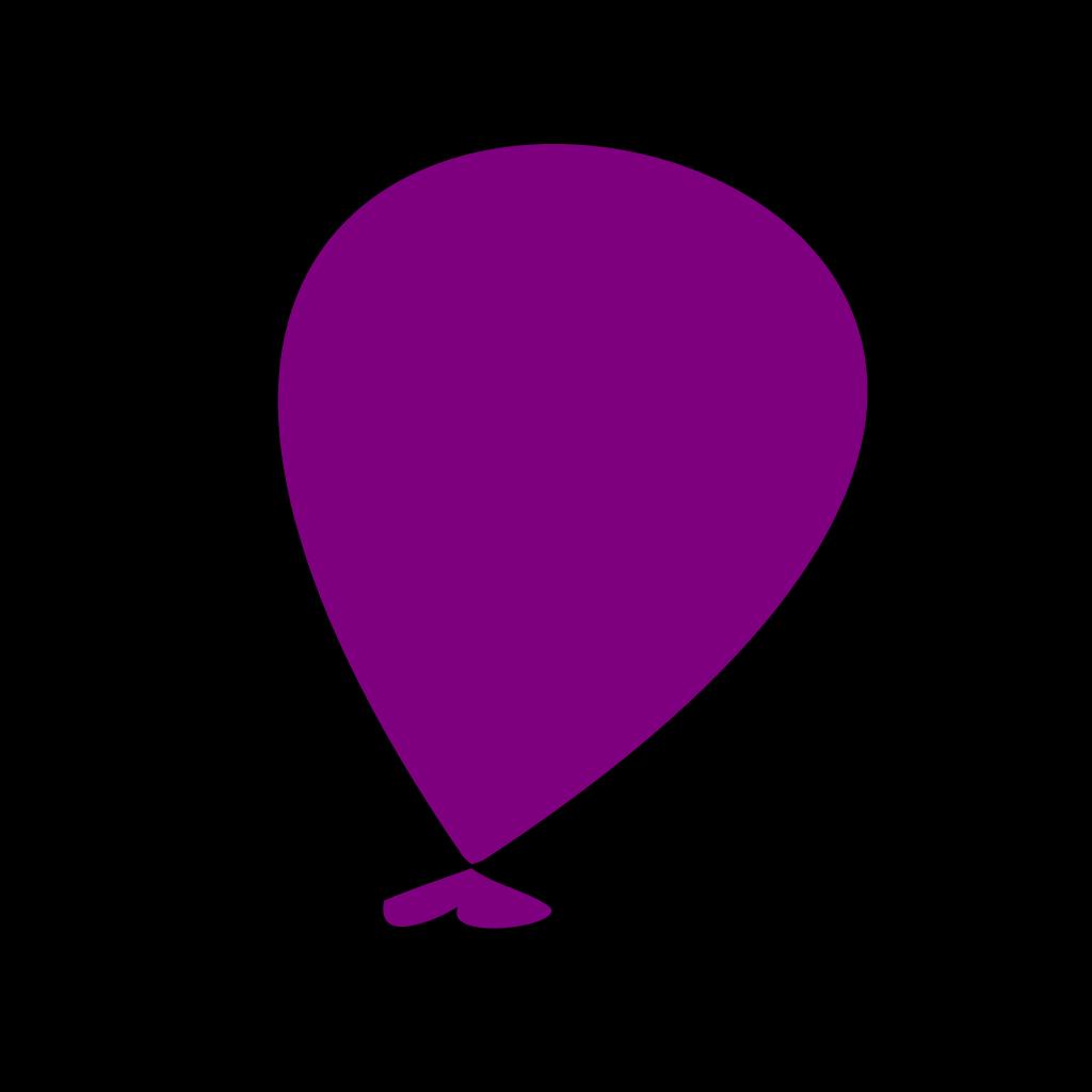 Nice Balloons SVG Clip arts