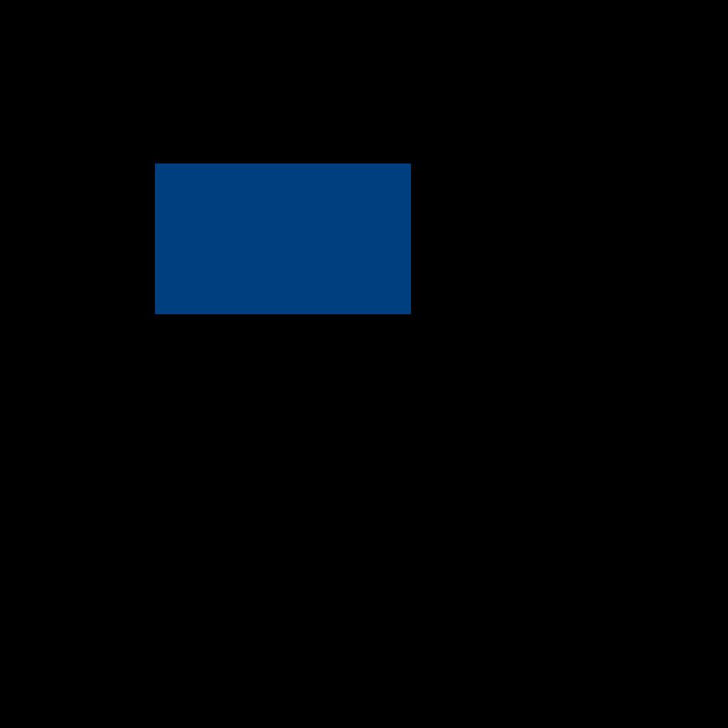 Blue Teal Place Mat SVG Clip arts