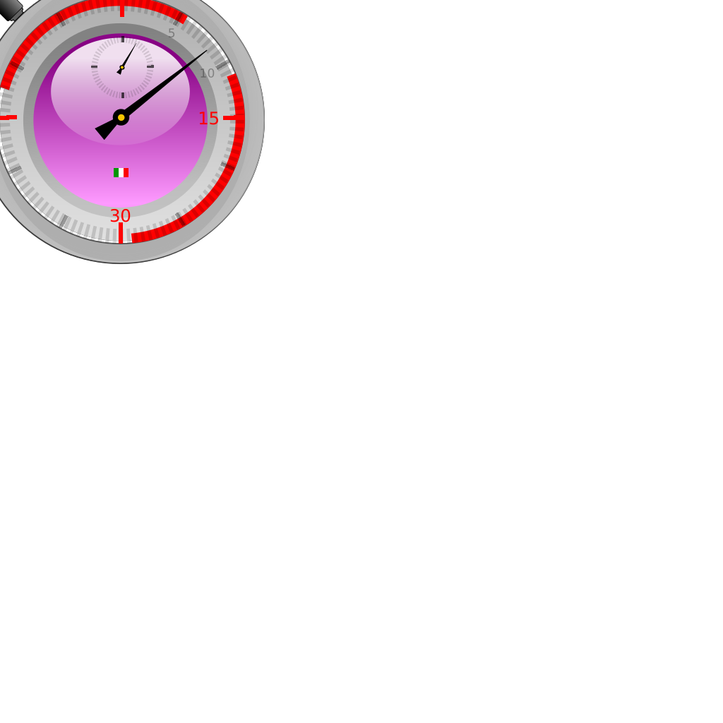 Clock 2 SVG Clip arts