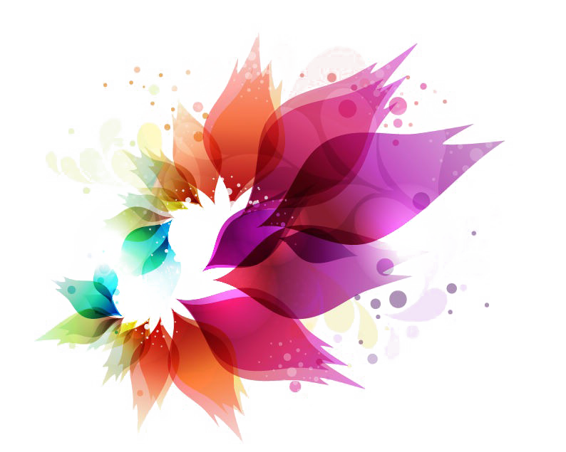 Abstract Colors PNG Clipart SVG Clip arts