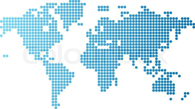 Abstract World Map PNG Photos SVG Clip arts