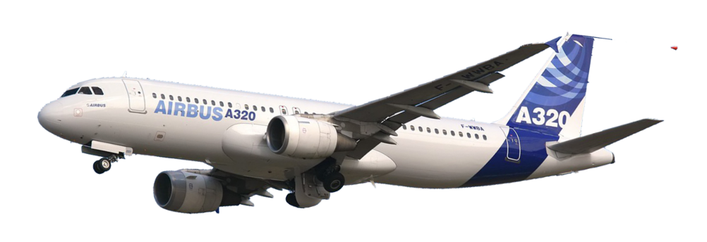 Airbus PNG File SVG Clip arts