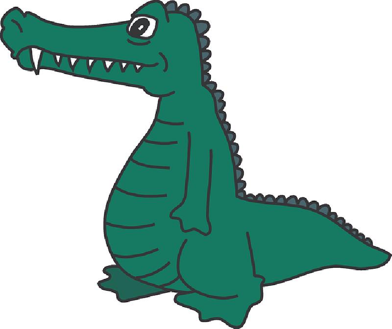 Alligator PNG Picture SVG Clip arts