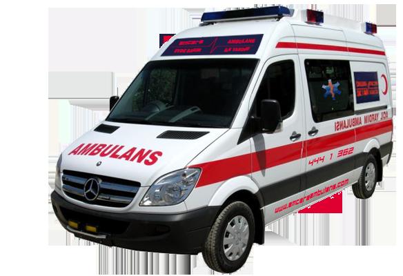 Ambulance Van PNG Transparent Image SVG Clip arts