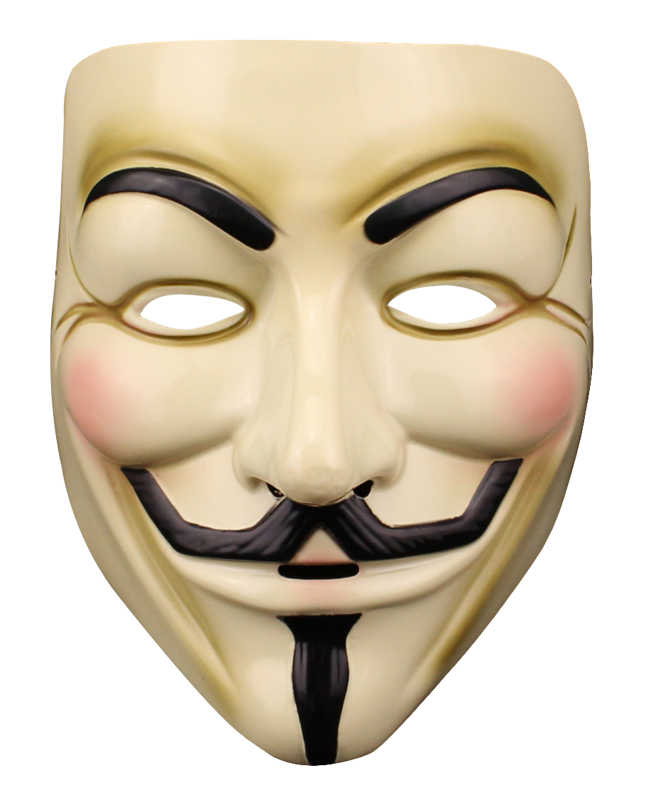 Anonymous Mask PNG Background Photo SVG Clip arts