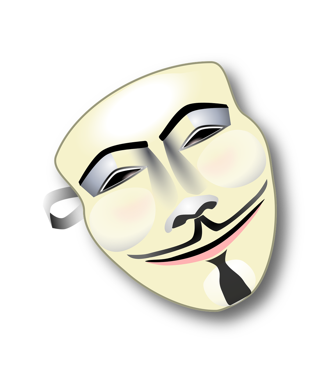 Anonymous Mask PNG Image HD SVG Clip arts