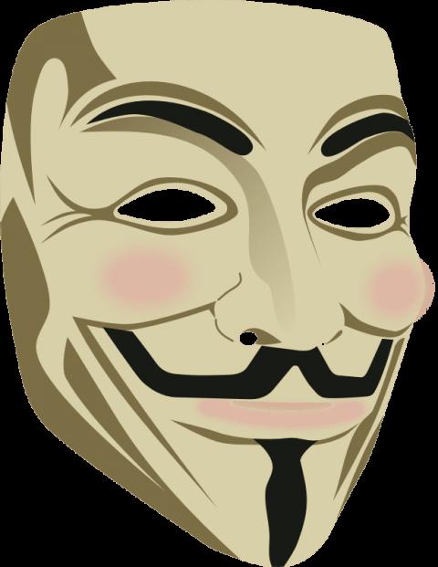 Anonymous Mask PNG Transparent Photo SVG Clip arts