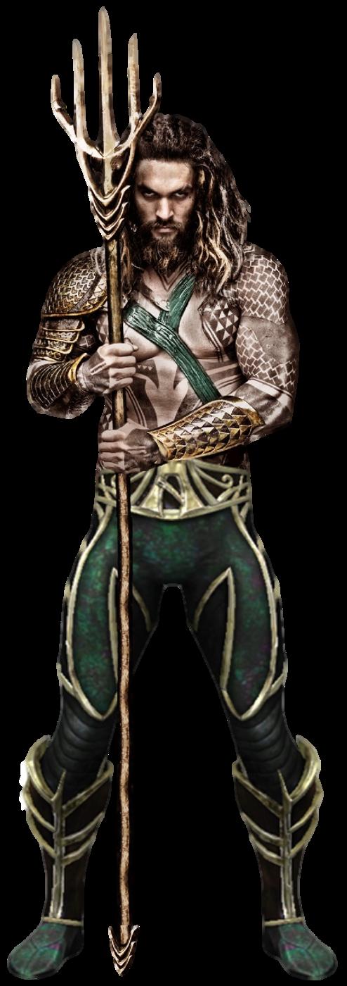 Aquaman PNG File SVG Clip arts
