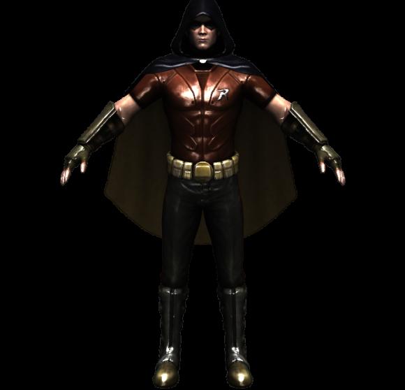 Arkham City Robin Transparent PNG SVG Clip arts