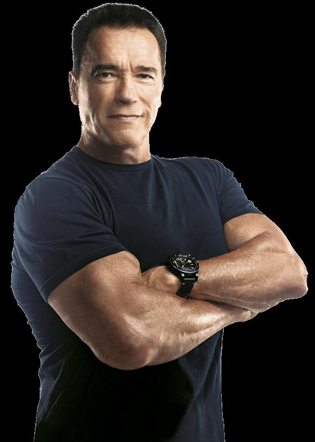 Arnold Schwarzenegger Transparent PNG SVG Clip arts