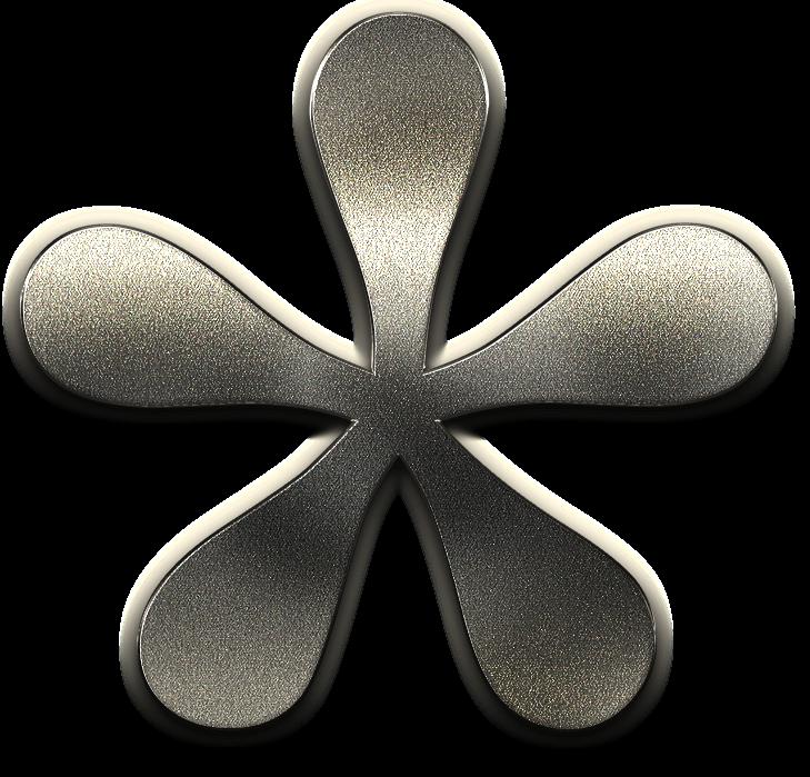 Asterisk Transparent PNG SVG Clip arts