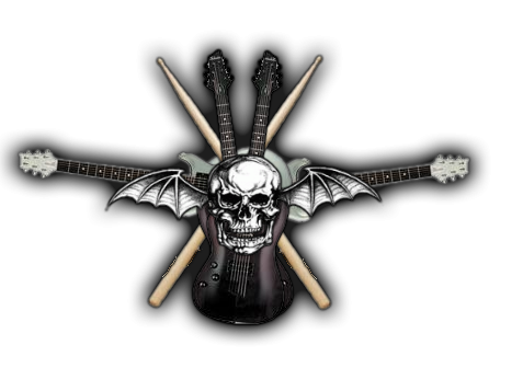 Avenged Sevenfold PNG Pic SVG Clip arts