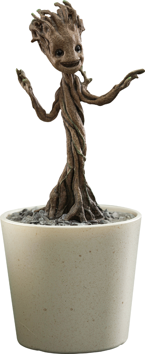 Baby Groot PNG Photos SVG Clip arts