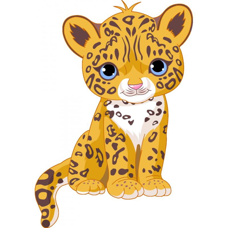 Baby Jaguar Transparent PNG SVG Clip arts