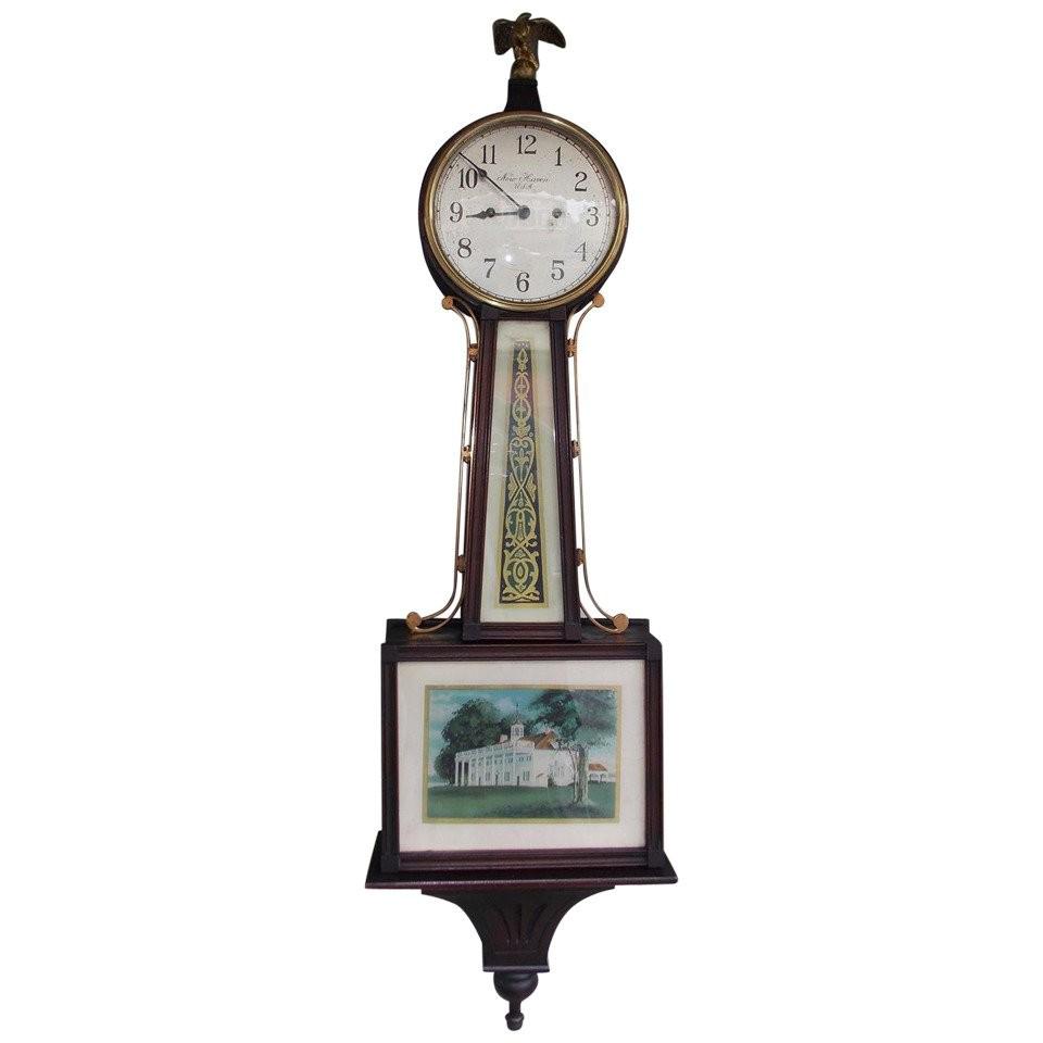 Banjo Clock PNG Photos SVG Clip arts