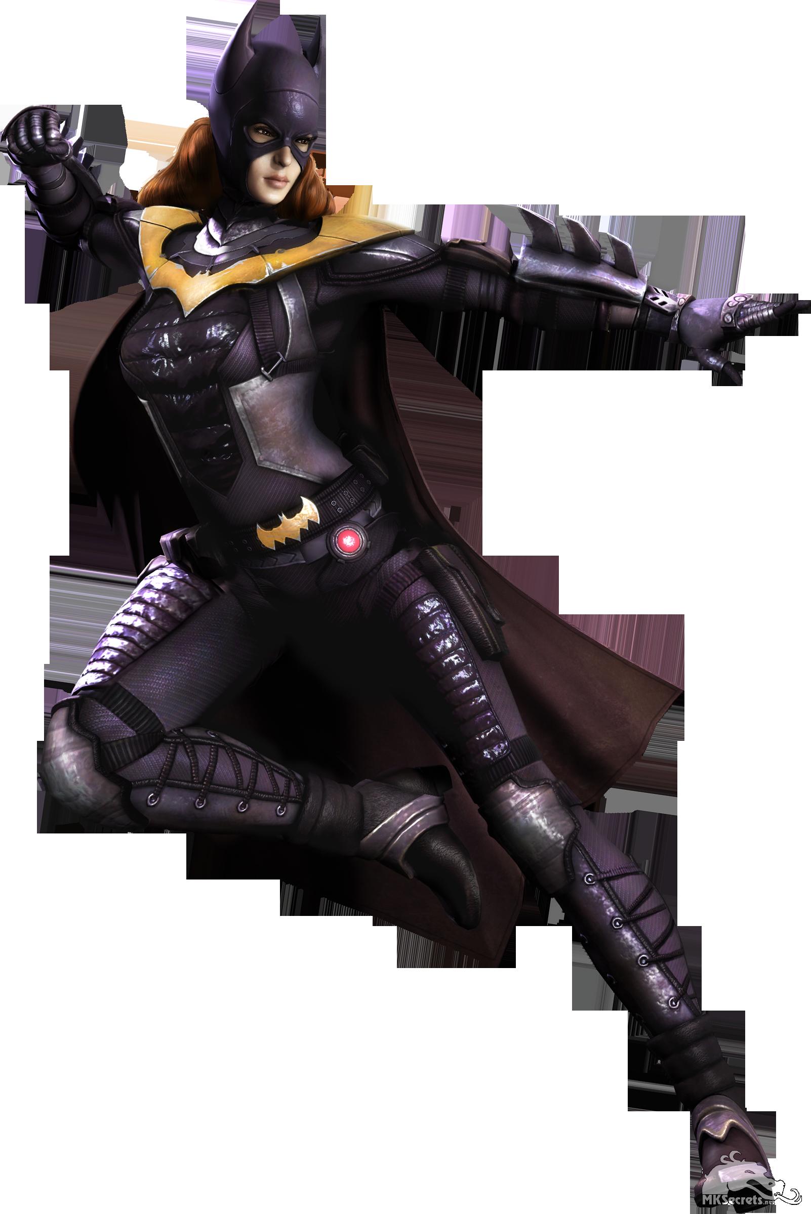 Batgirl PNG Photo SVG Clip arts