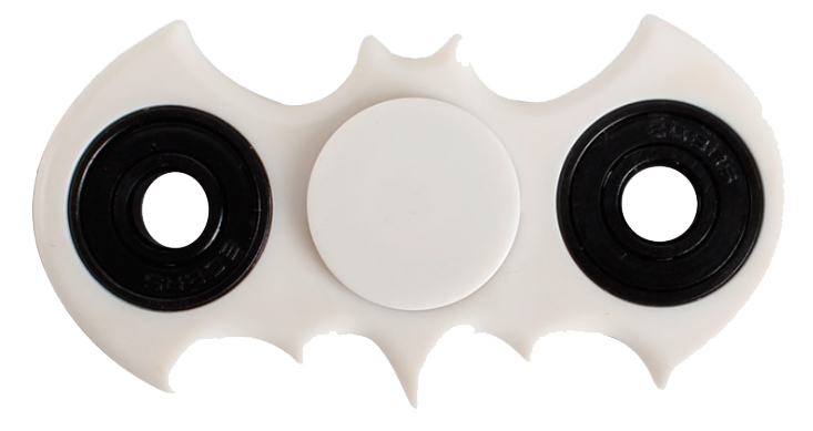 Batman Fidget Spinner Transparent Background SVG Clip arts