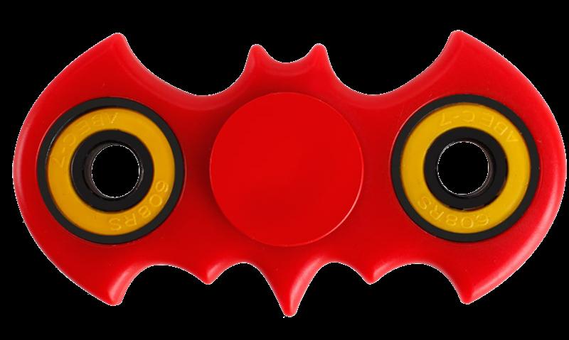 Batman Fidget Spinner Transparent PNG SVG Clip arts
