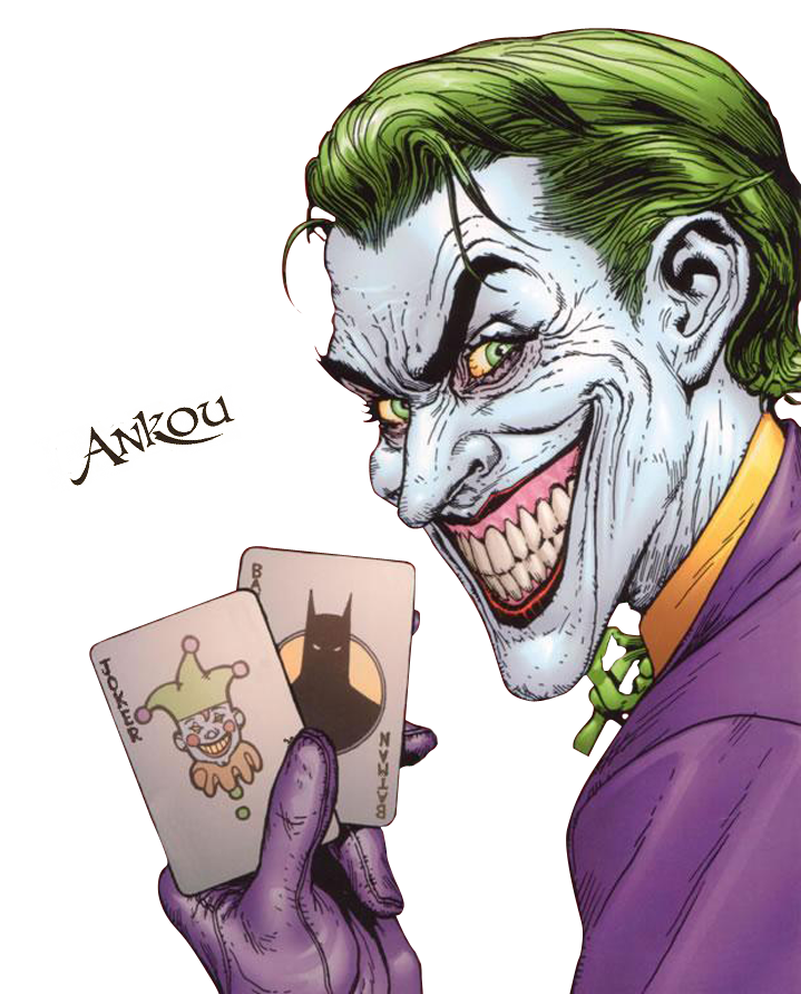 Batman Joker PNG Free Download SVG Clip arts