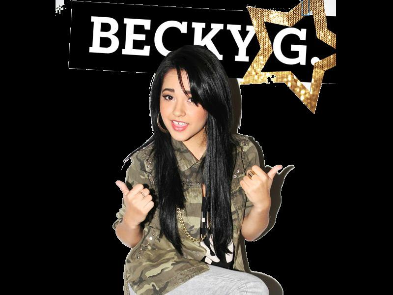 Becky G PNG File SVG Clip arts