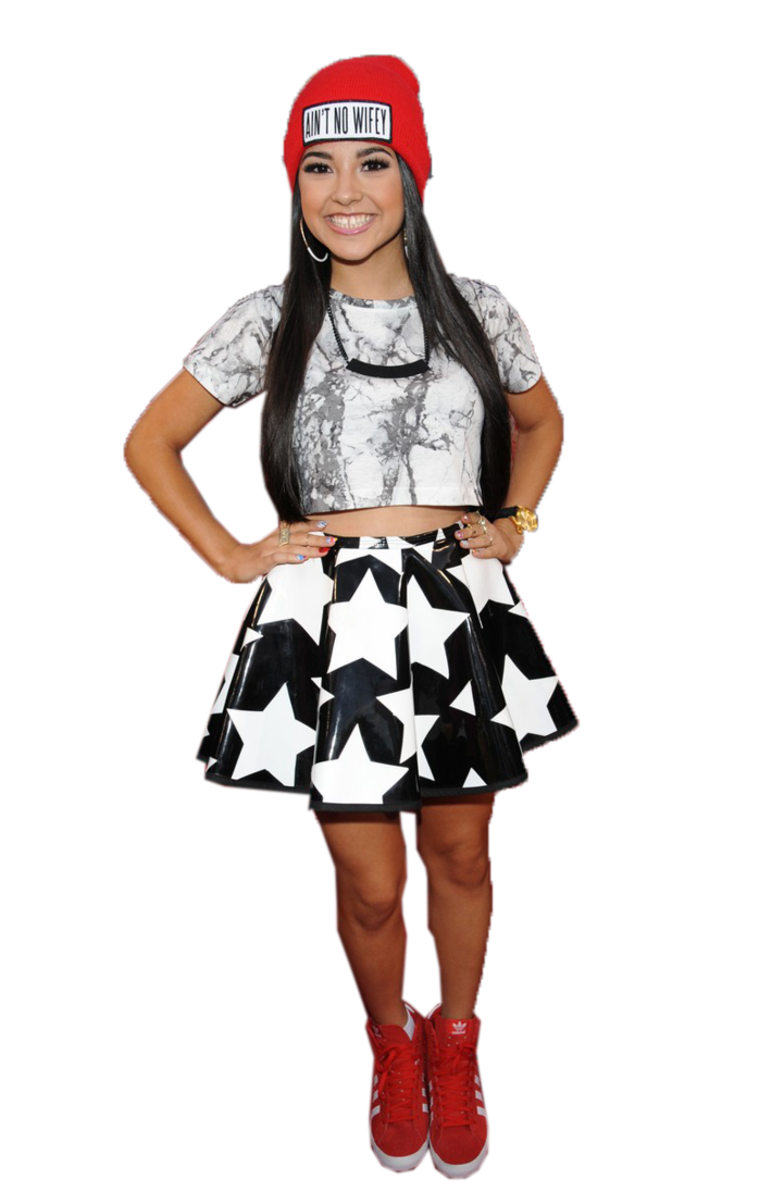 Becky G PNG Image SVG Clip arts