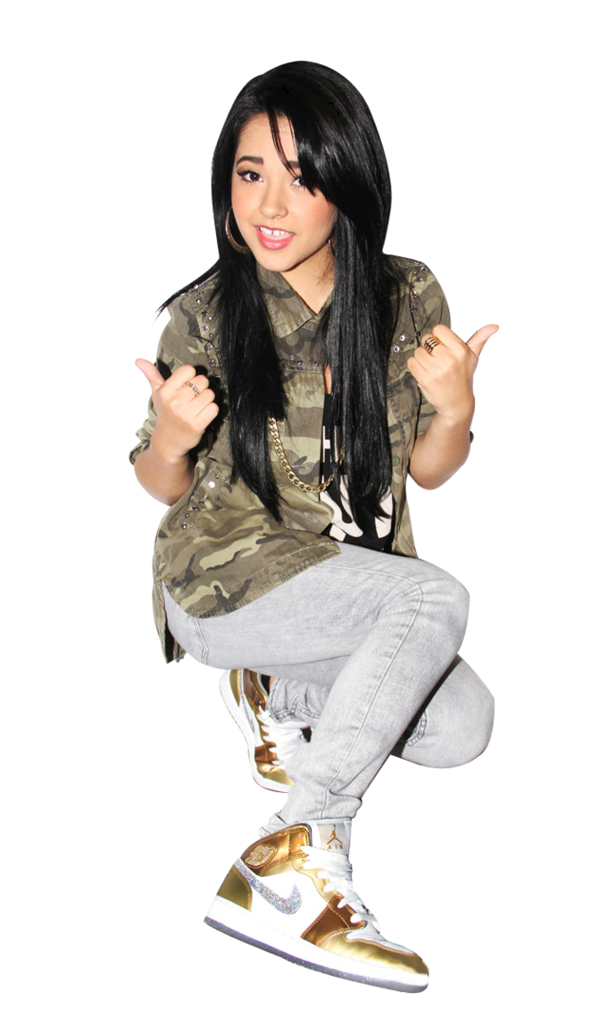 Becky G PNG Pic SVG Clip arts