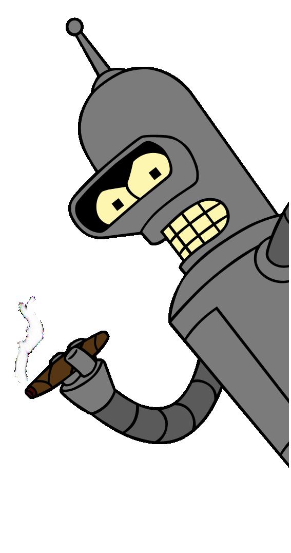 Bender Transparent PNG SVG Clip arts