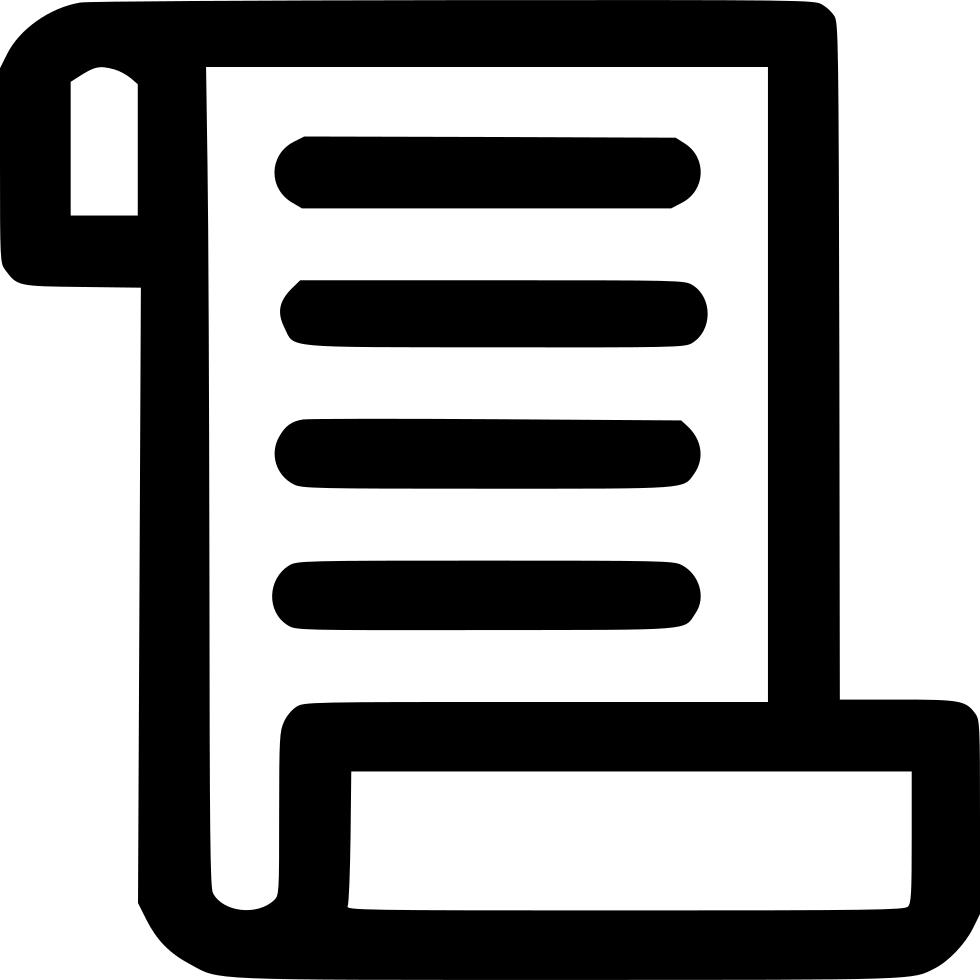Bill PNG Transparent SVG Clip arts