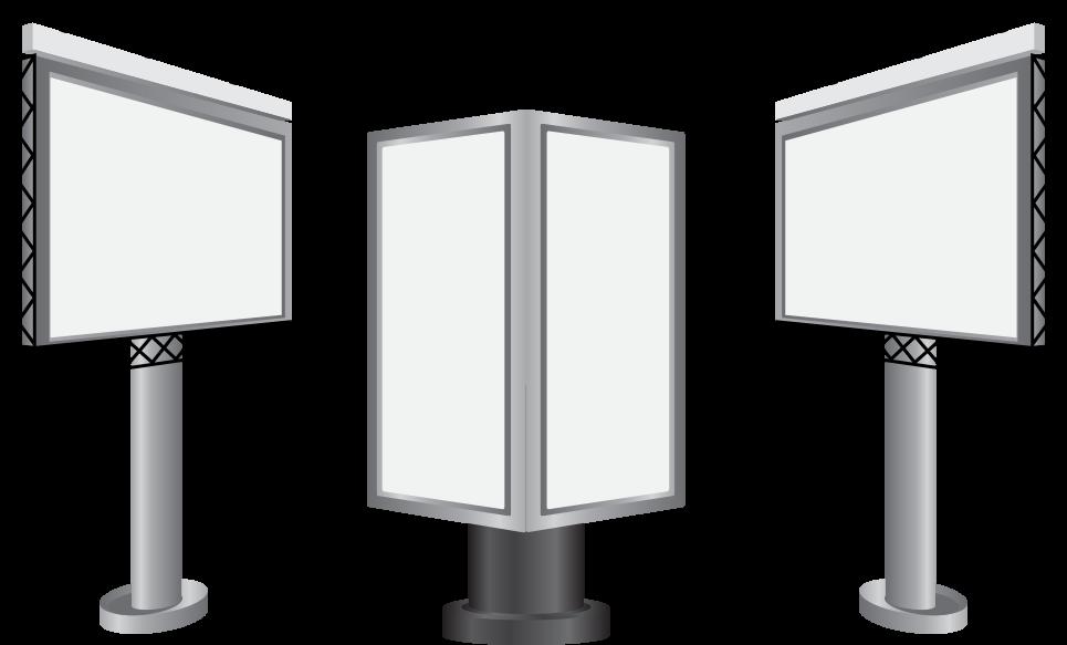 Billboard PNG Transparent SVG Clip arts