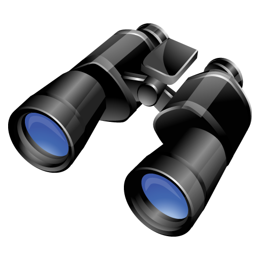 Binocular PNG Picture SVG Clip arts