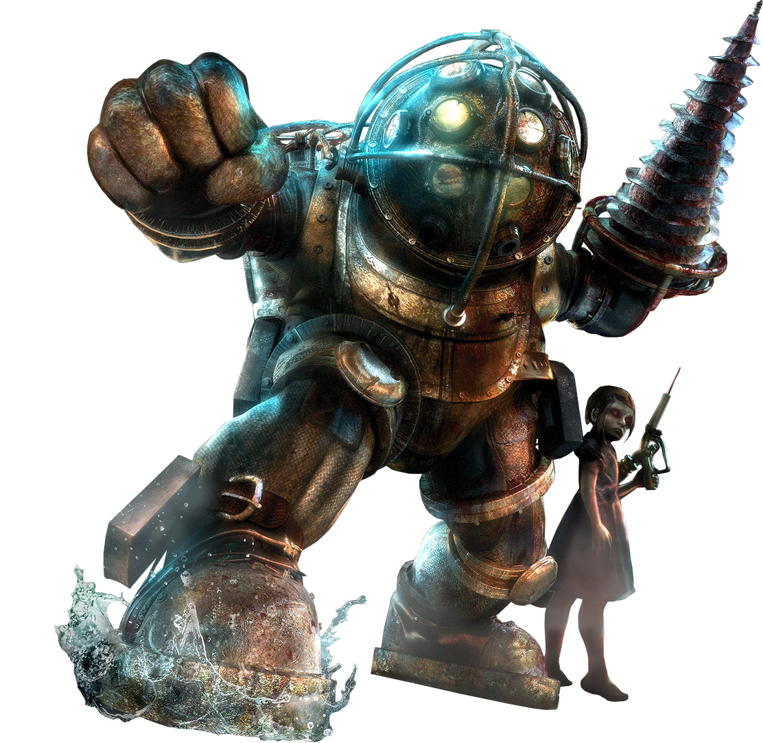 Bioshock PNG Clipart PNG file