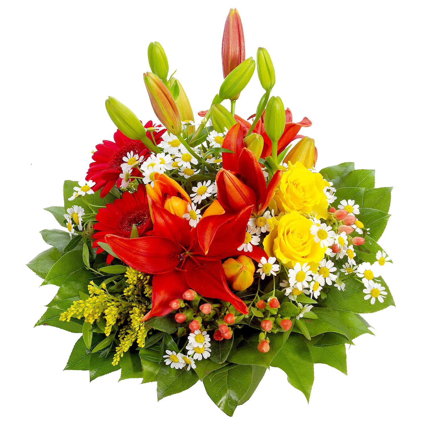 Birthday Flowers Bouquet PNG Image SVG Clip arts